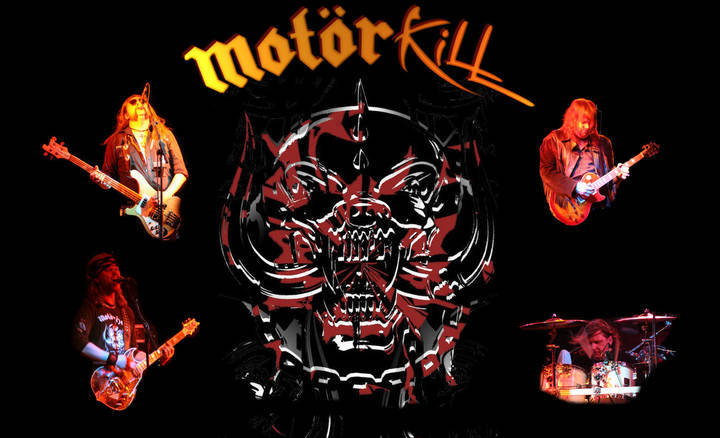 MOTORKILL Tour Dates