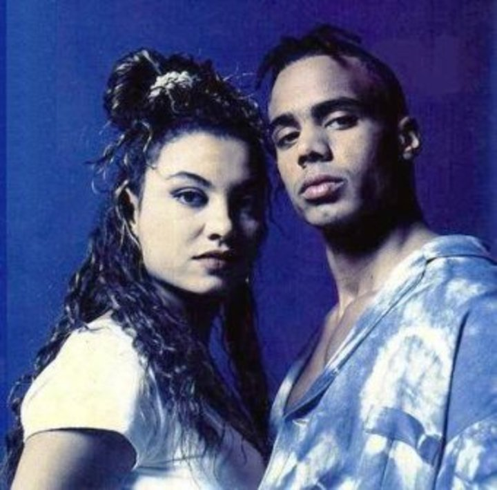 2 Unlimited @ Big Top Luna Park Sydney - Milsons Point, Australia