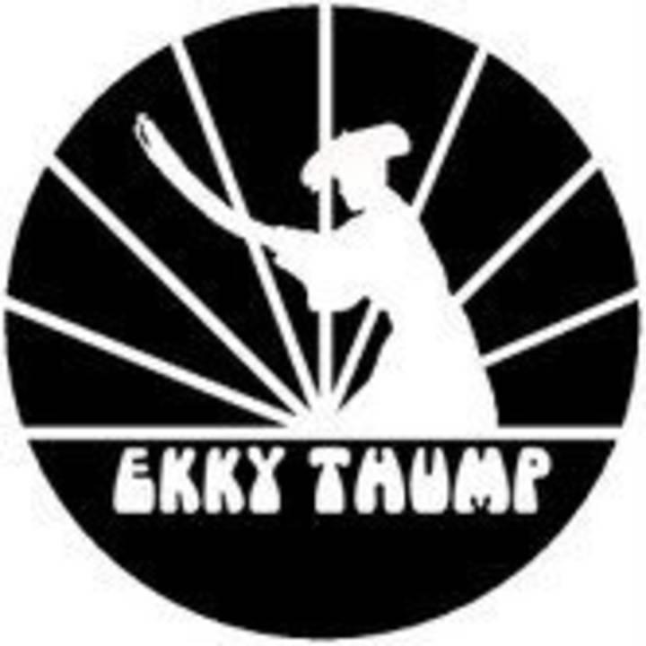 EKKY THUMP Tour Dates
