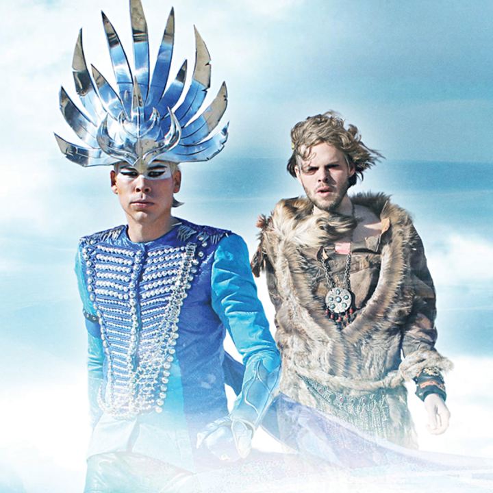 Empire of the Sun @ Civic Theatre - New Orleans, LA