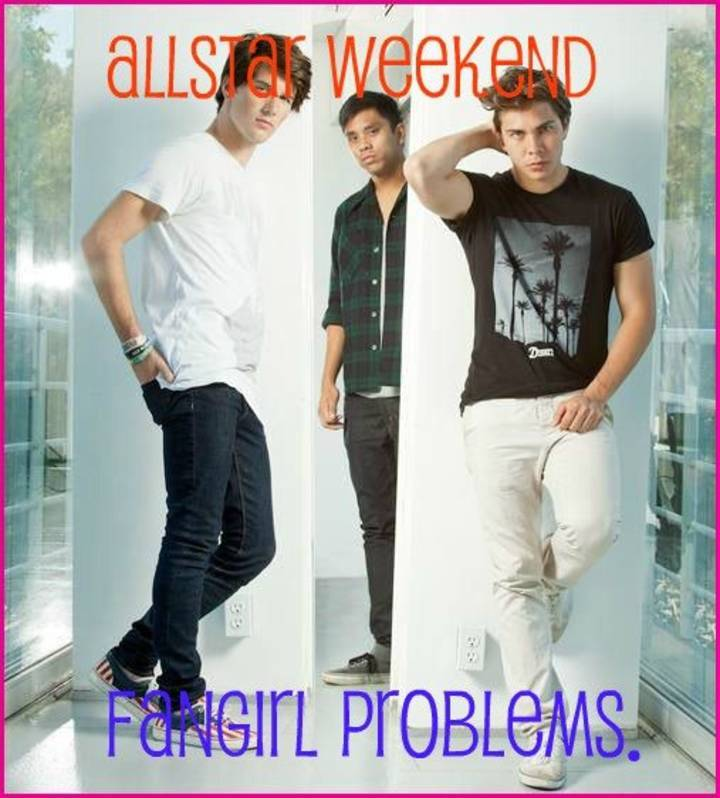 Allstar Weekend Fangirl Problems Tour Dates