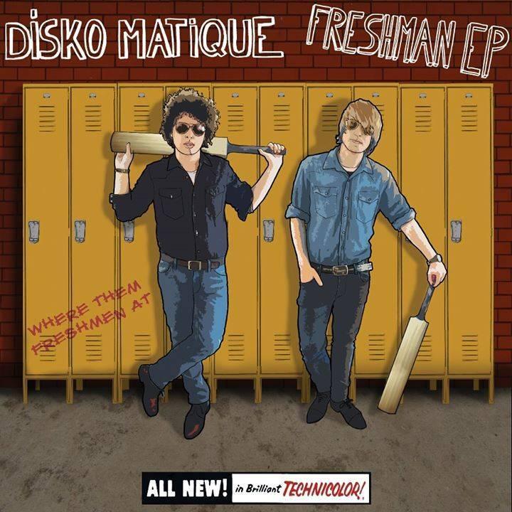 Disk-o-matique Tour Dates