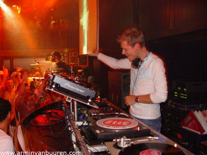Armin Tour Dates