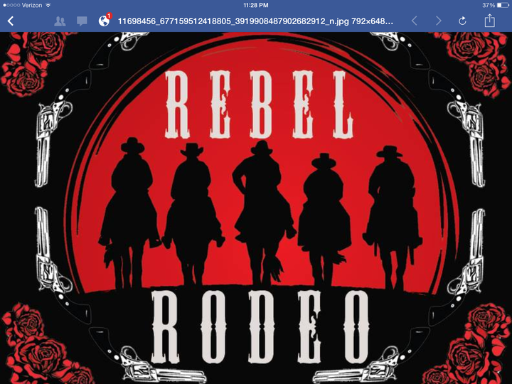 Rebel rodeo Tour Dates