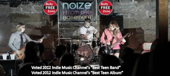 Noize from the Basement Fan Page Tour Dates