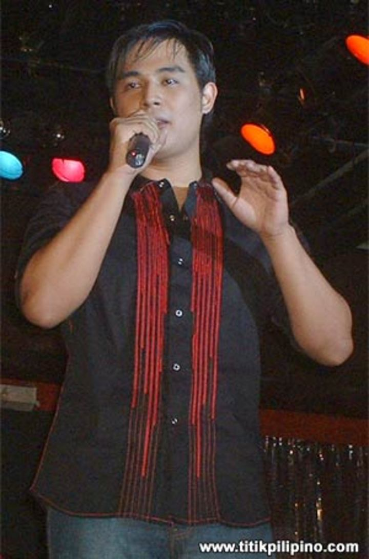 Jed Madela @ Copernicus Center - Chicago, IL