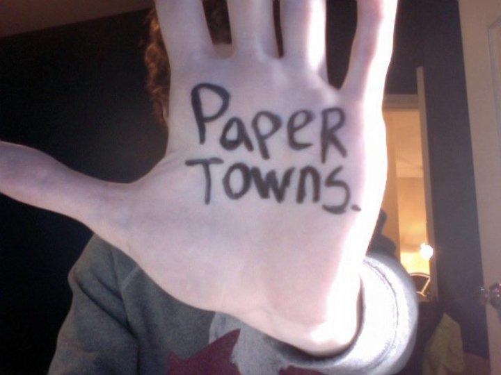 Paper Towns Tour Dates