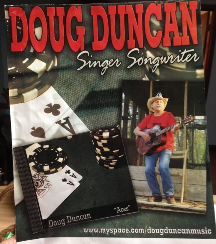 Doug Duncan Tour Dates