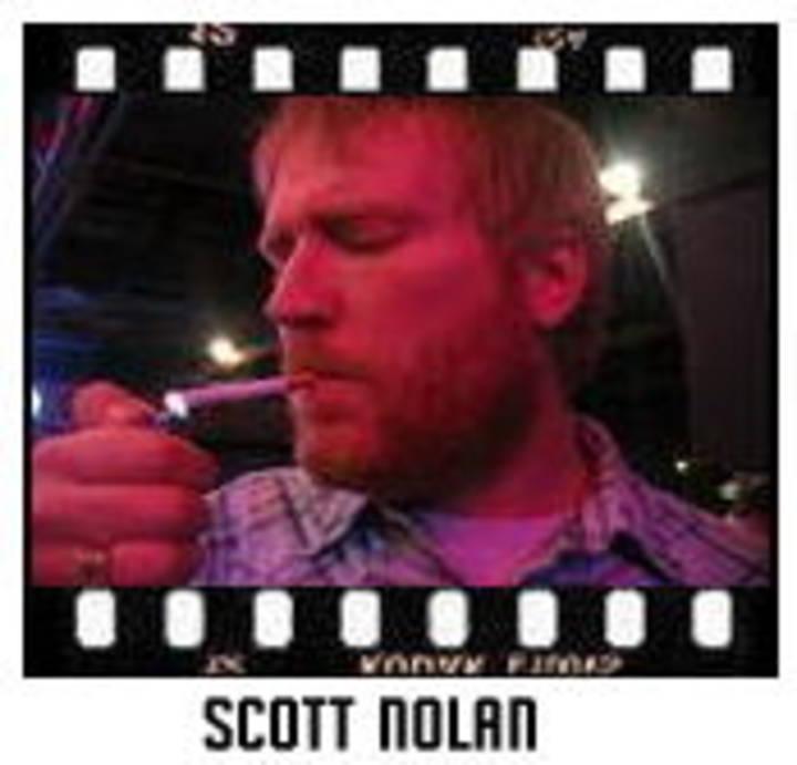 Scott Nolan @ Club Cafe - Pittsburgh, PA
