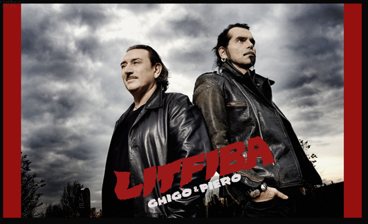 Litfiba @ Kioene Arena - Padova, Italy