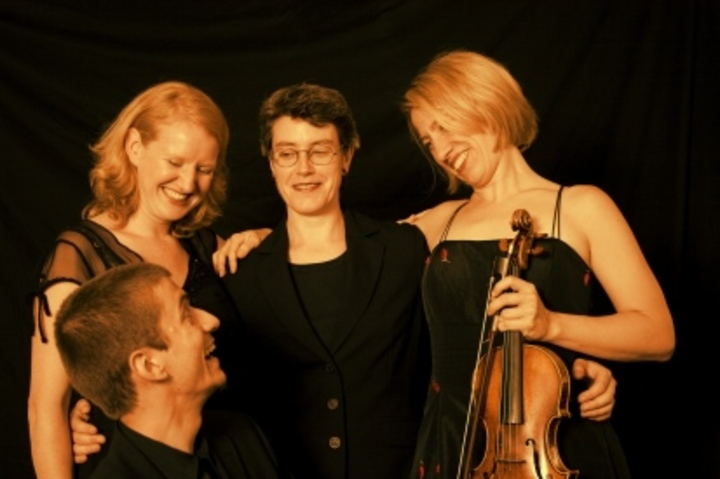 Cuarteto Rotterdam @ ufaFabrik Varieté Salon - Berlin, Germany