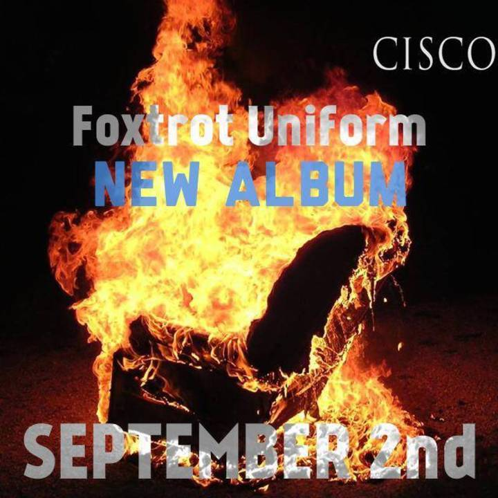 Foxtrot Uniform Tour Dates