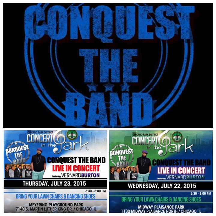 ConQuest: The Band Tour Dates