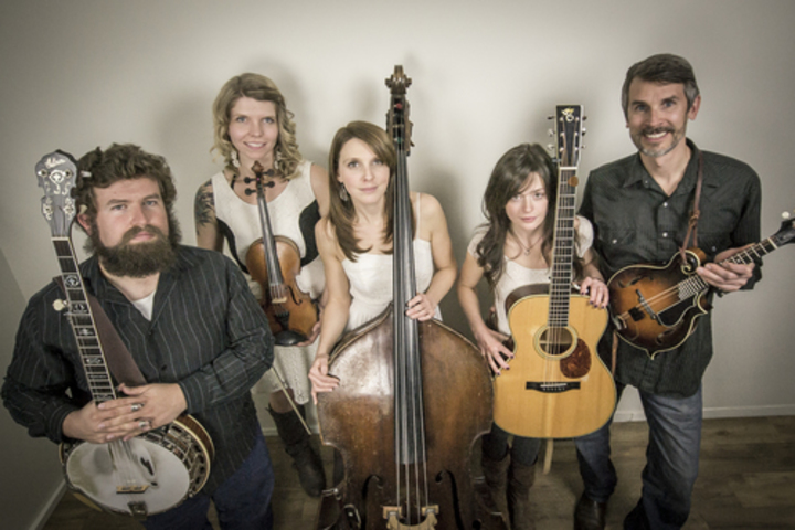 The Railsplitters @ The Walnut Room - Denver, CO