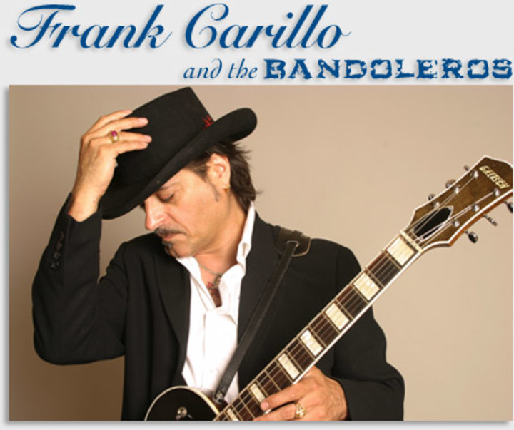 Frank Carillo And The Bandoleros Tour Dates