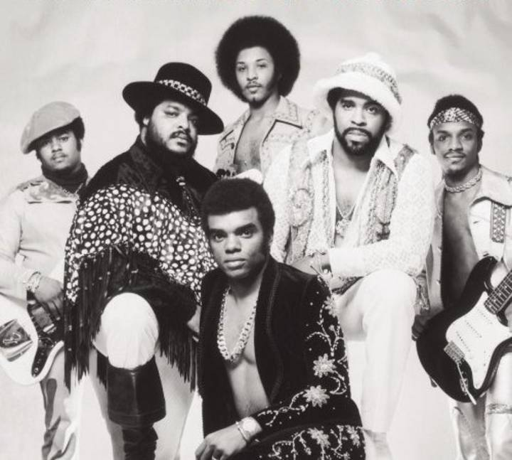 The Isley Brothers @ Illusions Theater At The Alamodome - San Antonio, TX