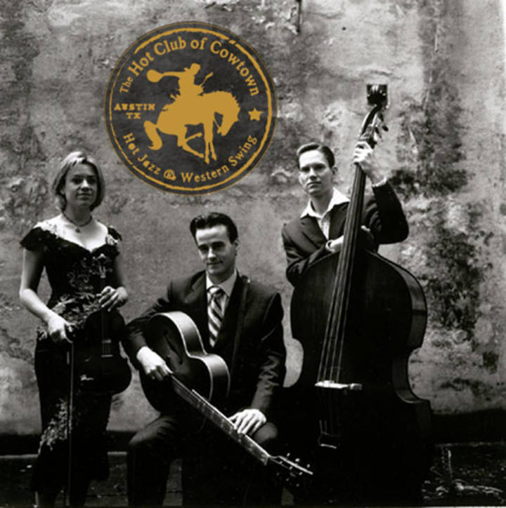 Hot Club of Cowtown @ The Live Oak Music Hall & Lounge - Fort Worth, TX