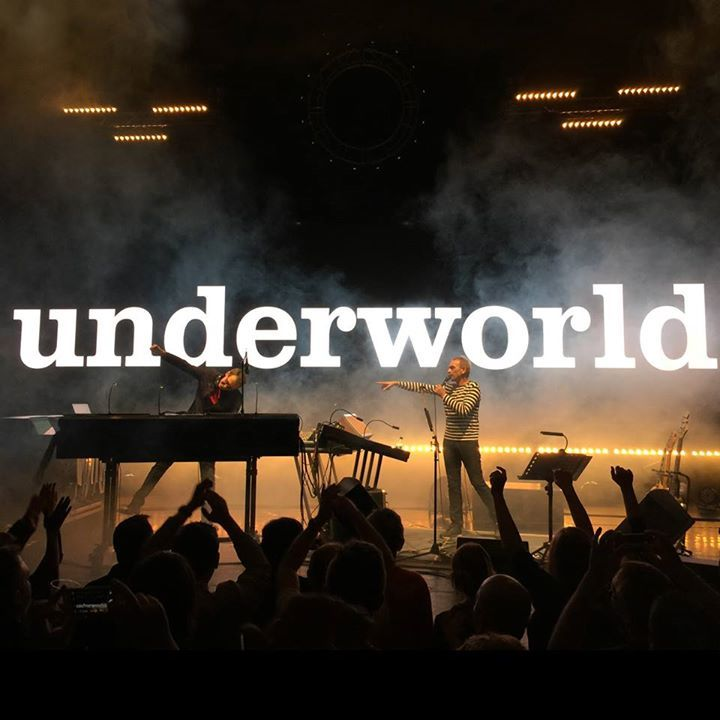 Underworld @ I Love Techno - Ghent, Belgium
