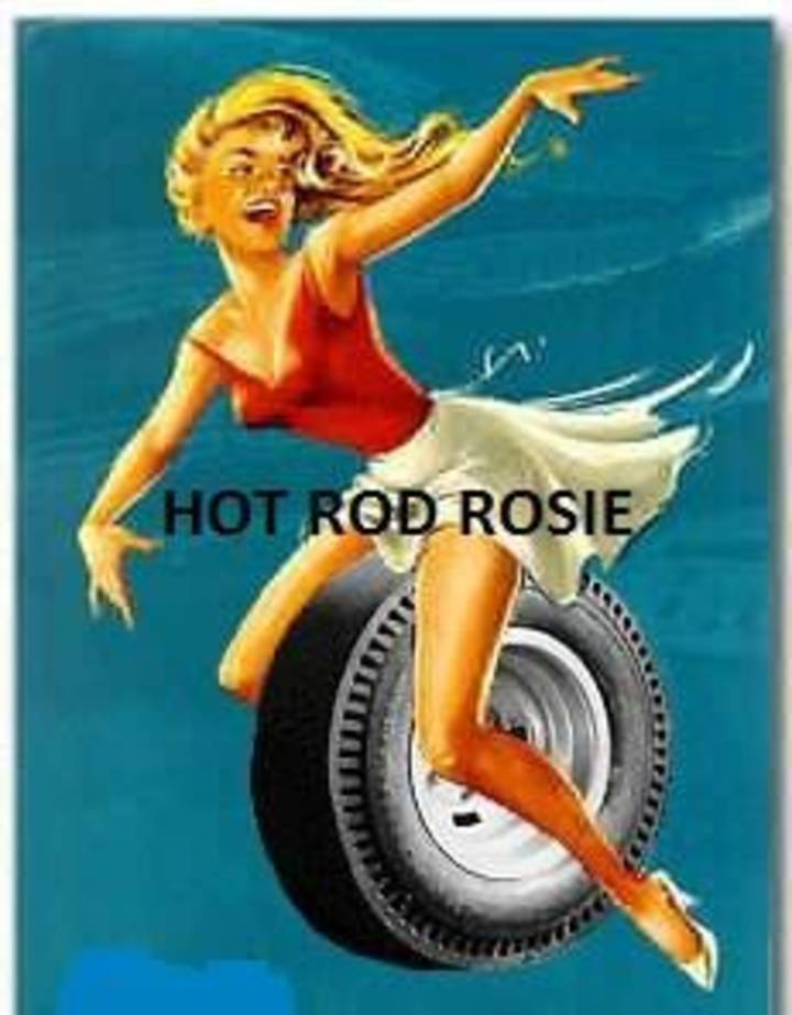 Hot rod rosie Tour Dates