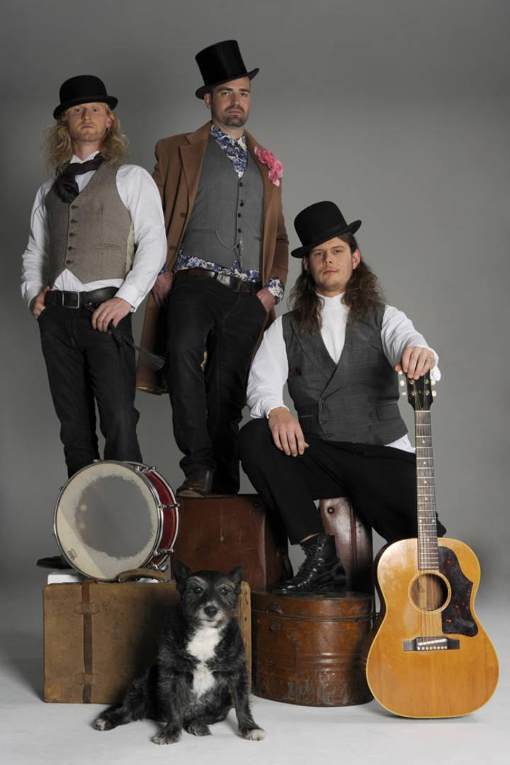 The Martin Harley Band @ Junction 2 - Cambridge, Uk