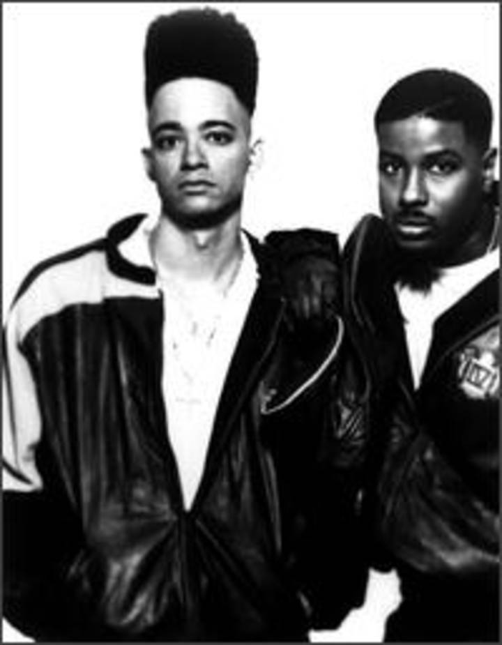 Kid N' Play Tour Dates