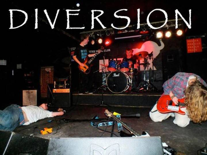 Diversion Tour Dates