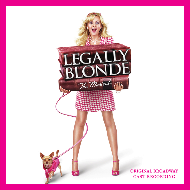 Legally blonde the tour