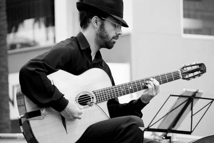 Rubén Barros Deschamps (Músico) Tour Dates