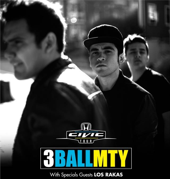 Colectivo 3Ball Monterrey Tour Dates