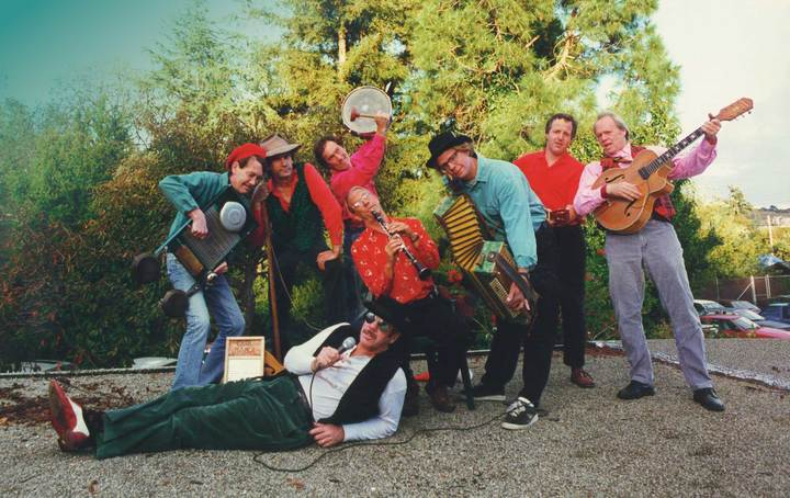 The Christmas Jug Band @ Sweetwater Music Hall - Mill Valley, CA