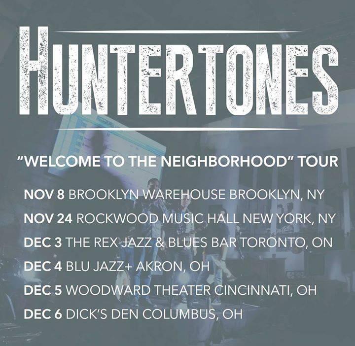 Dan White Sextet Tour Dates