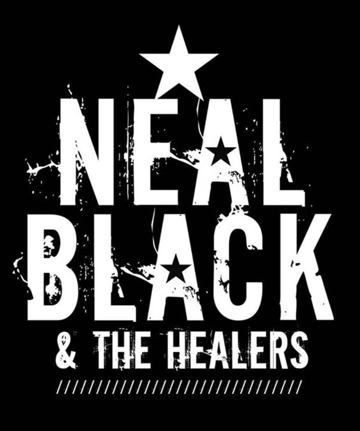 NEAL BLACK & THE HEALERS Tour Dates