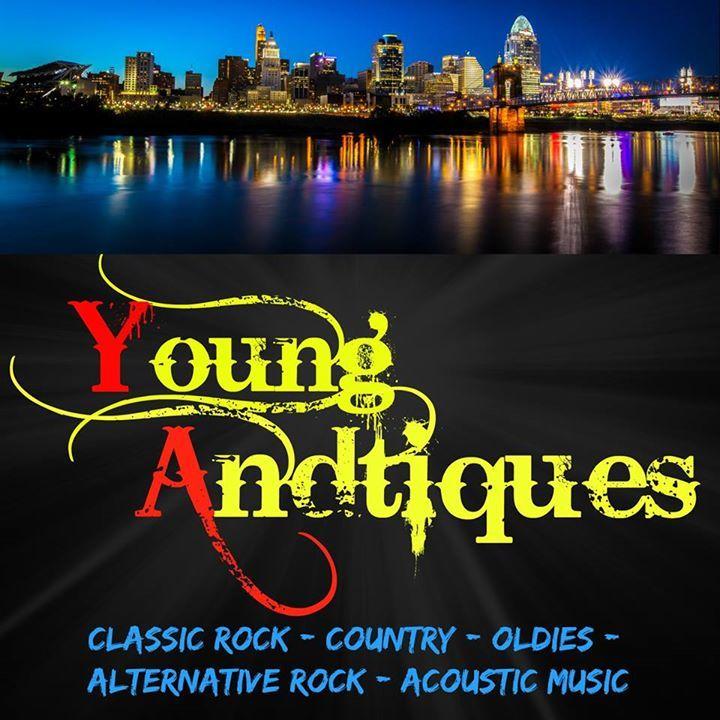 Youngandtiques Tour Dates
