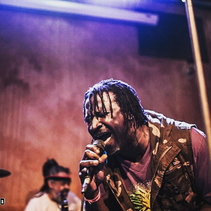 Sankoh - the Africanpostman & the Rockaway Kings Tour Dates
