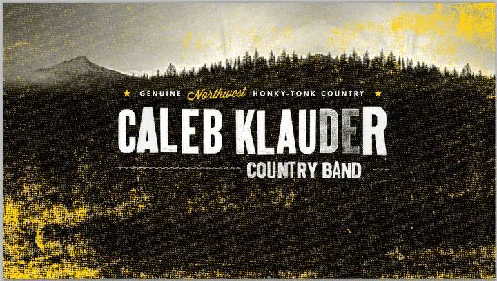 Caleb Klauder Band Tour Dates