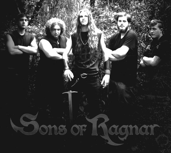 Sons Of Ragnar Tour Dates