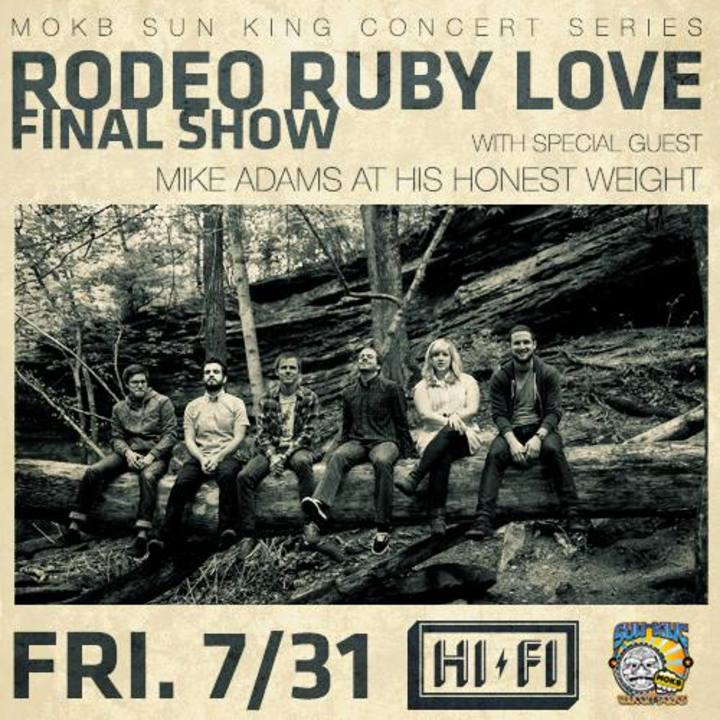 Rodeo Ruby Love @ The Rev Room - Little Rock, AR