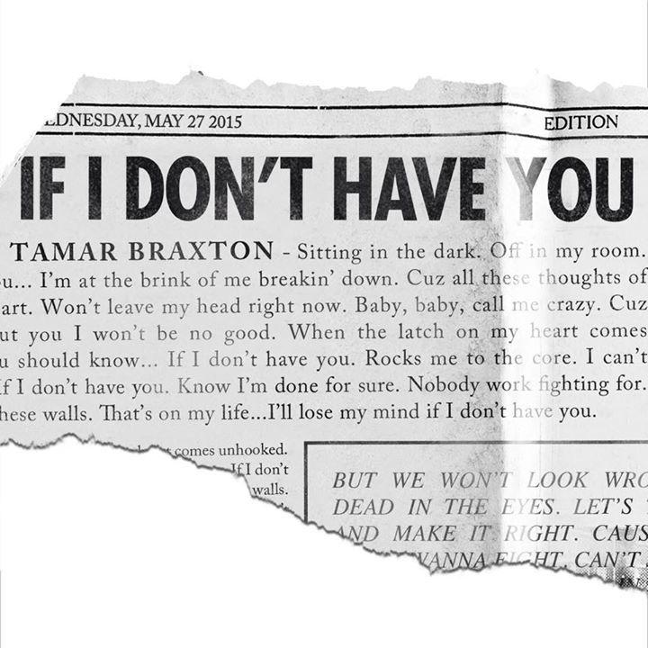 Tamar Braxton-Herbert @ DAR Constitution Hall - Washington, DC