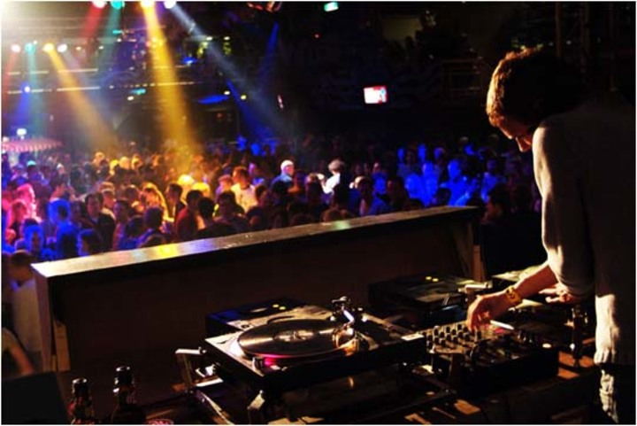 DJ IVO Tour Dates