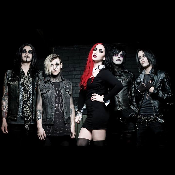 New Years Day @ Brewsters Roc Bar - Jacksonville, FL