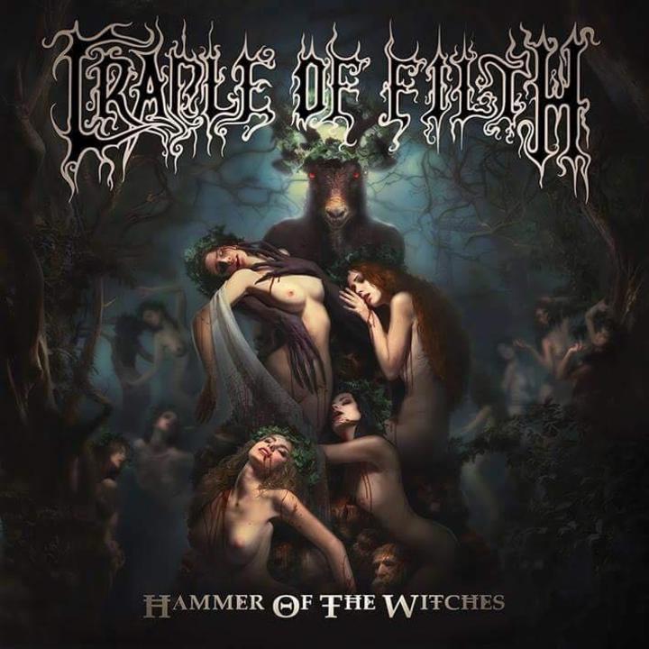 Cradle of Filth Tour Dates