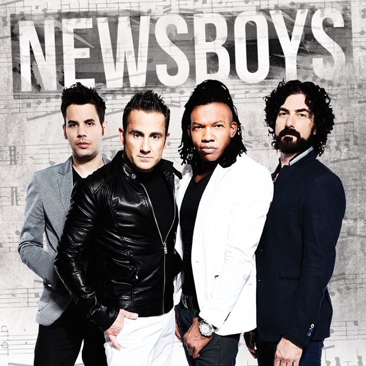 Newsboys @ Kosciusko Jr. High School - Kosciusko, MS