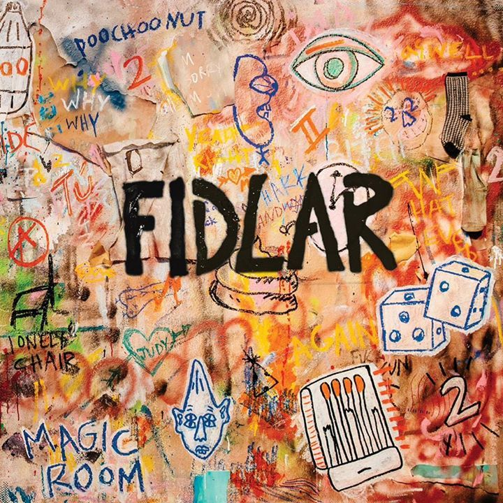 FIDLAR @ T in the Park - Kinross, United Kingdom