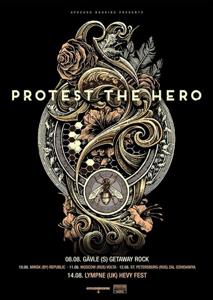Protest the Hero @ O2 Academy Islington - London, United Kingdom