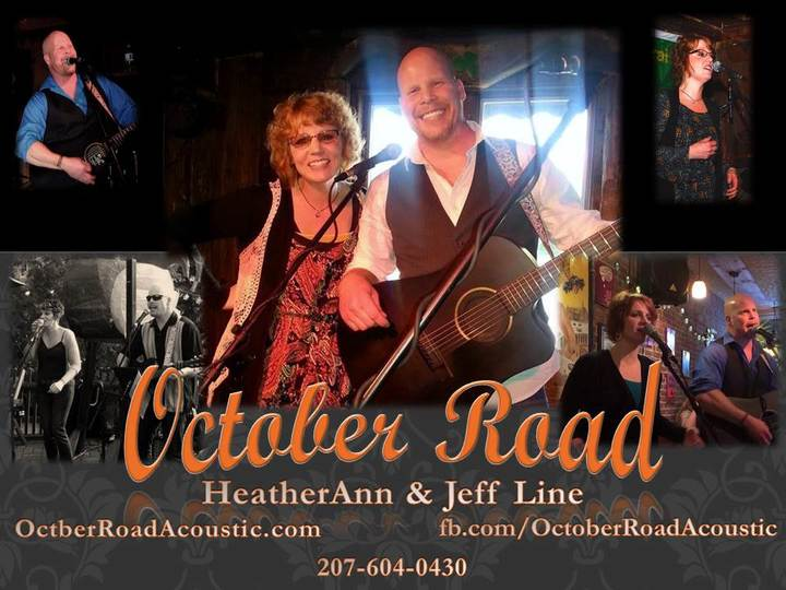 October Road Acoustic Duo Tour Dates