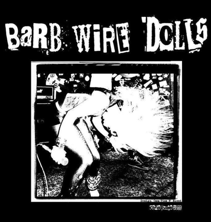 Barb Wire Dolls @ Foud'Rock Festival - Magny Les Hameaux, France