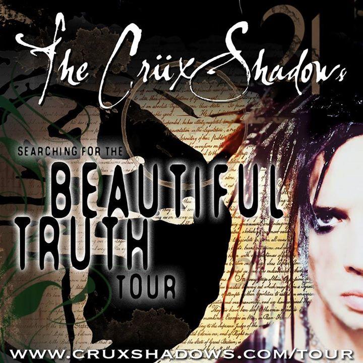 The Crüxshadows @ Corporation - Sheffield, United Kingdom