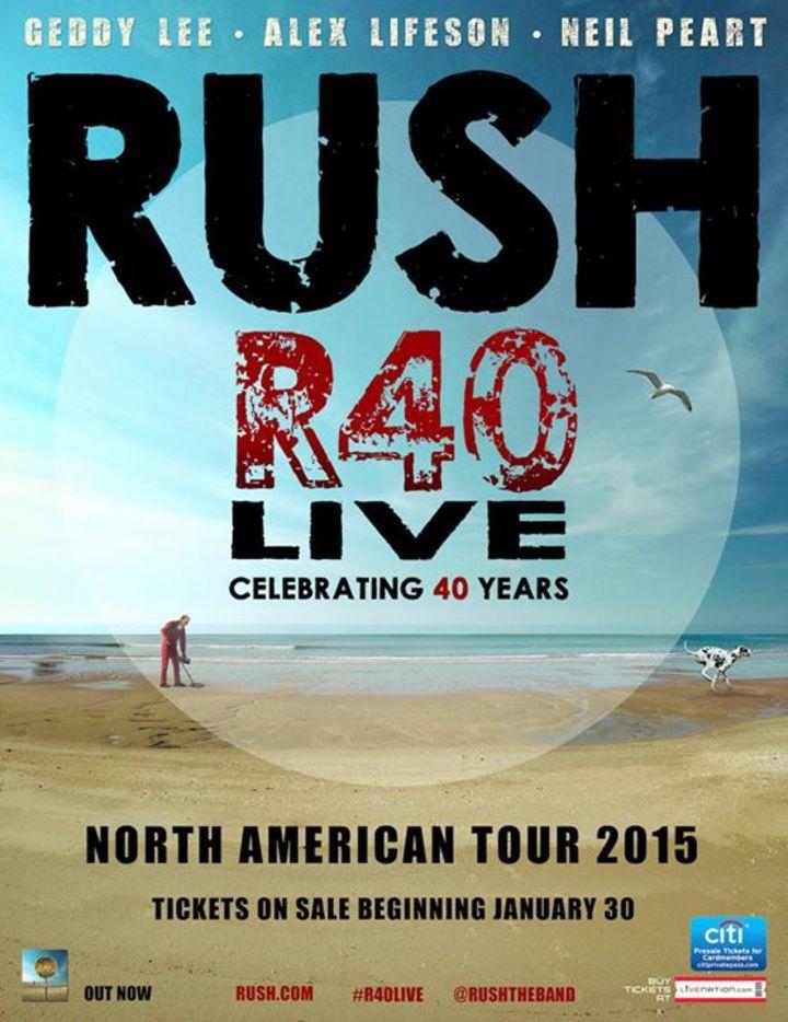 Rush @ Amway Center - Orlando, FL