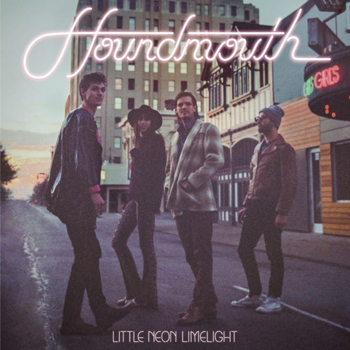 houndmouth @ The Mint - Los Angeles, CA
