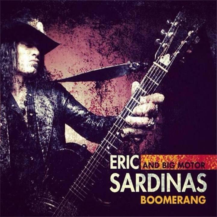 Eric Sardinas and Big Motor @ Vallemaggia Magic Blues - Brontallo, Switzerland